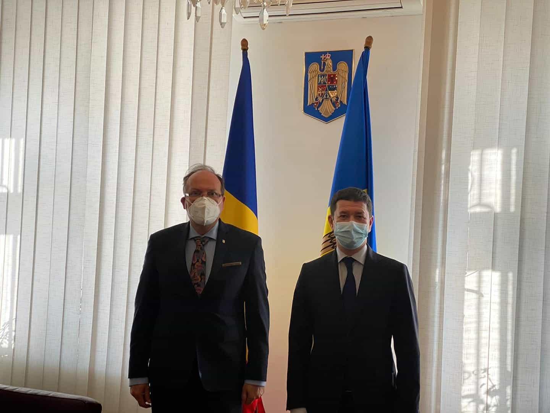 Сотрудничество с дипломатическими миссиями, аккредитованными в Республике Молдова