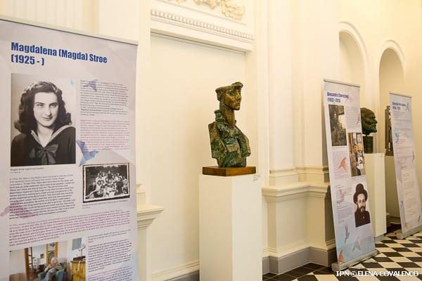 Координация проекта Музей Истории Евреев Молдовы
