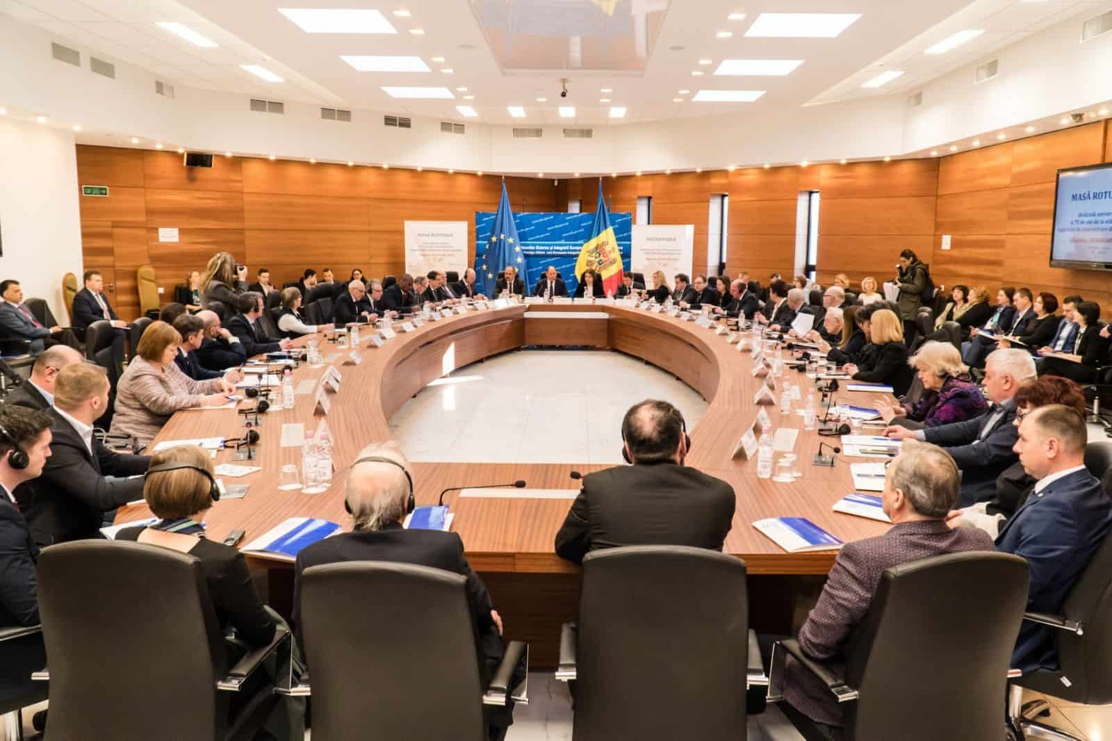Kонференции по правам человека и борьбе с антисемитизмом