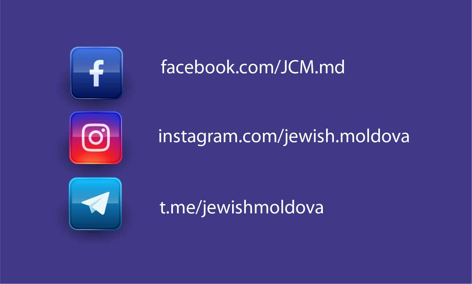 Активные аккаунты в социальных сетях