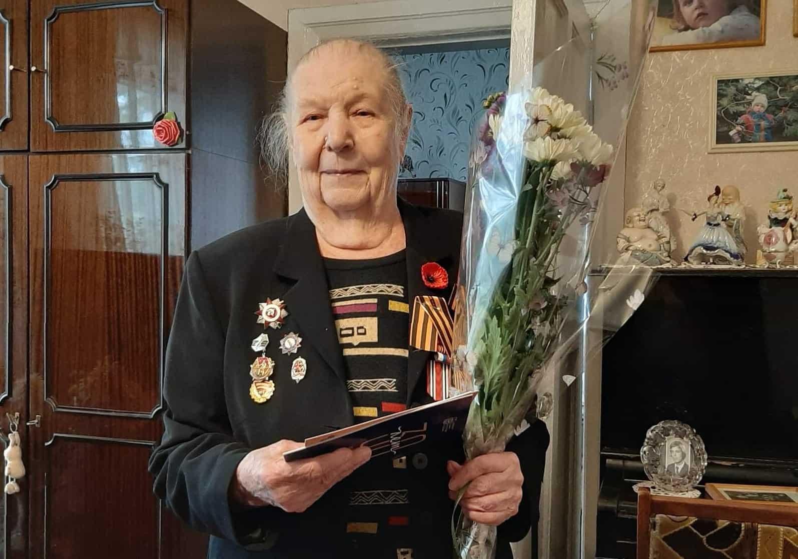 Помощь евреям ветеранам в честь праздника «День Победы»